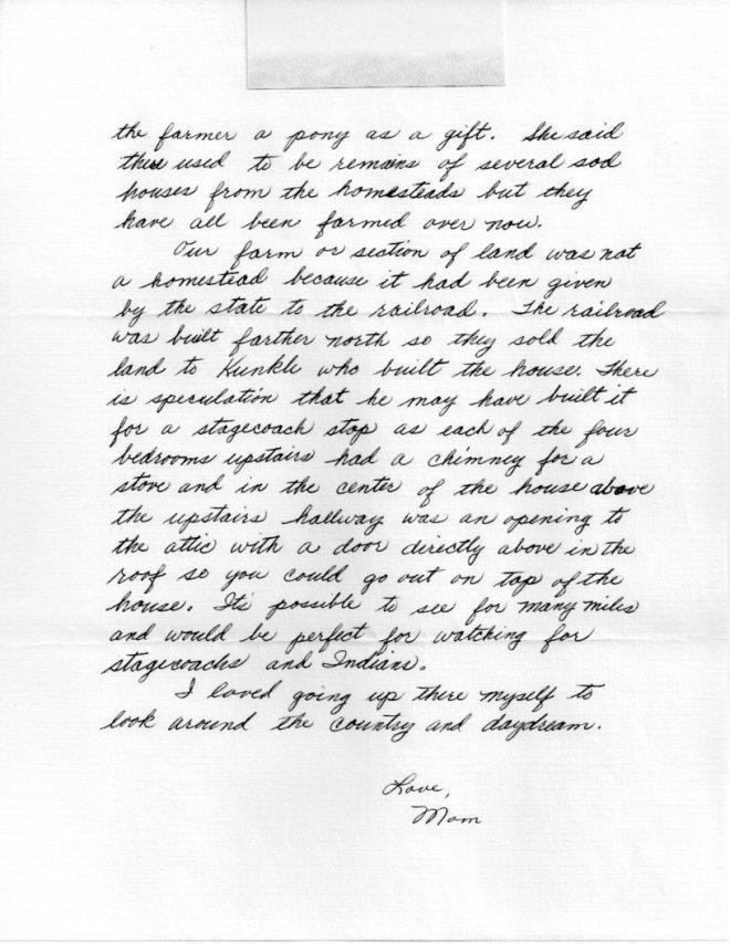 Grace Letter 002