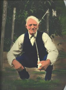 Grandpa Frandsen