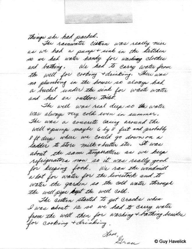 Grace Letter 004