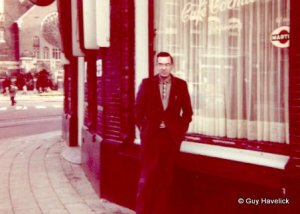 Louie in Holland c 1968