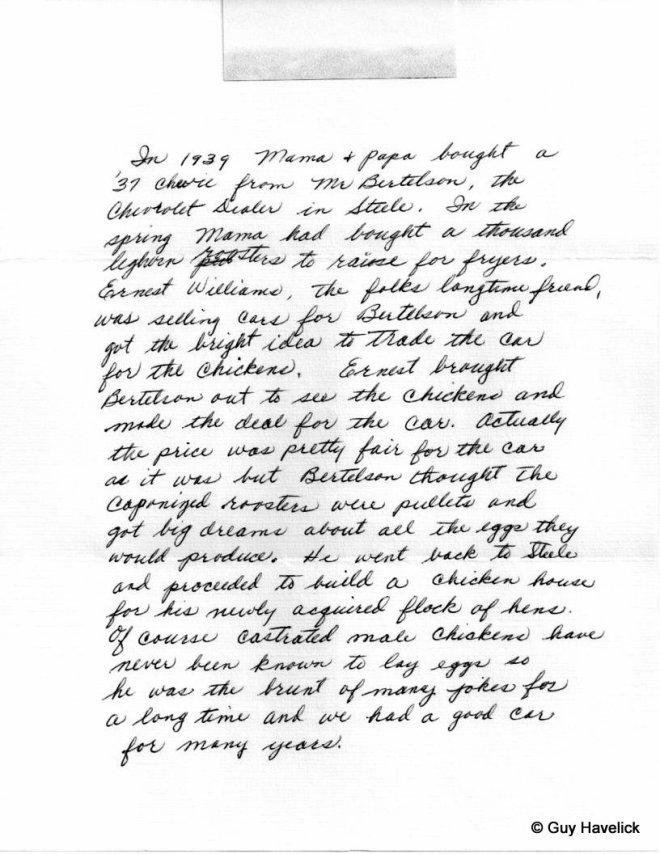 Grace Letter 015