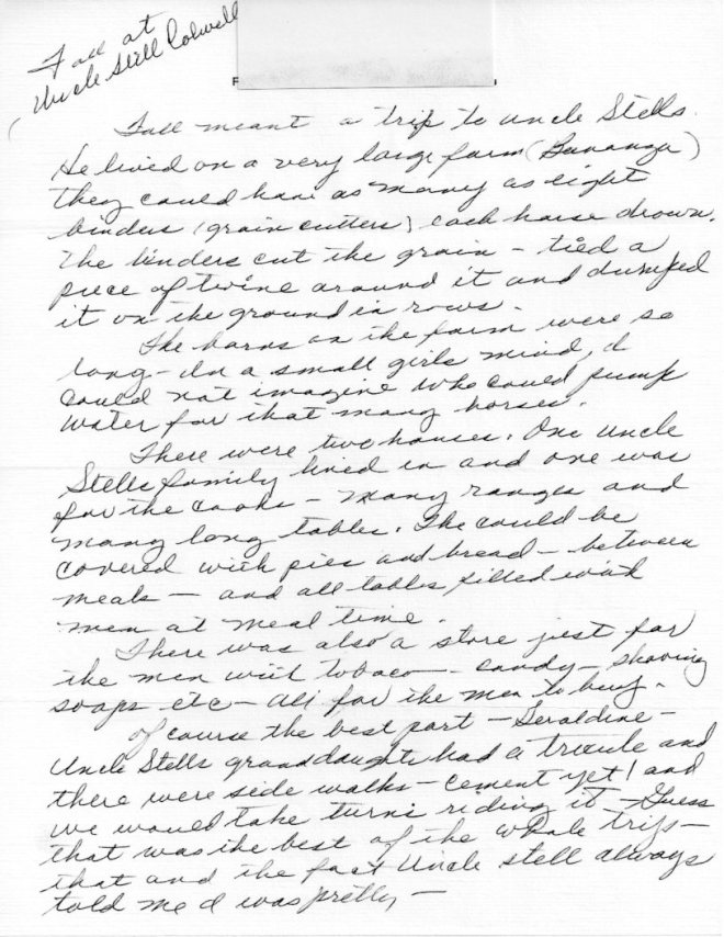 Lucy Letter 015