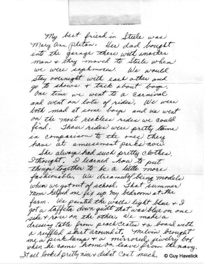 Grace Letter 017