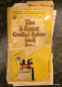 Jim's copy of The I Never Cooked Before Cook Book
