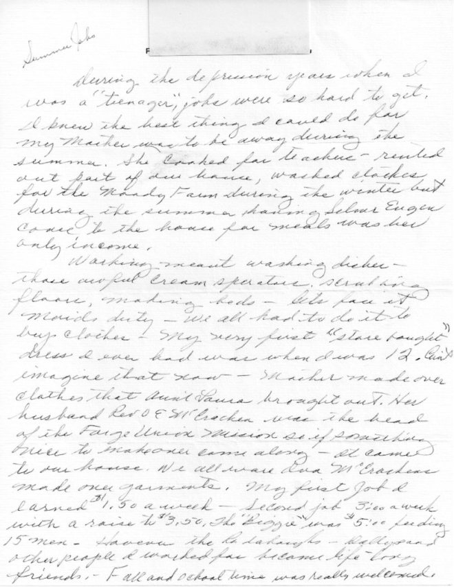 Lucy Letter 020