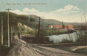 Paper Mill in Millers Falls, MA