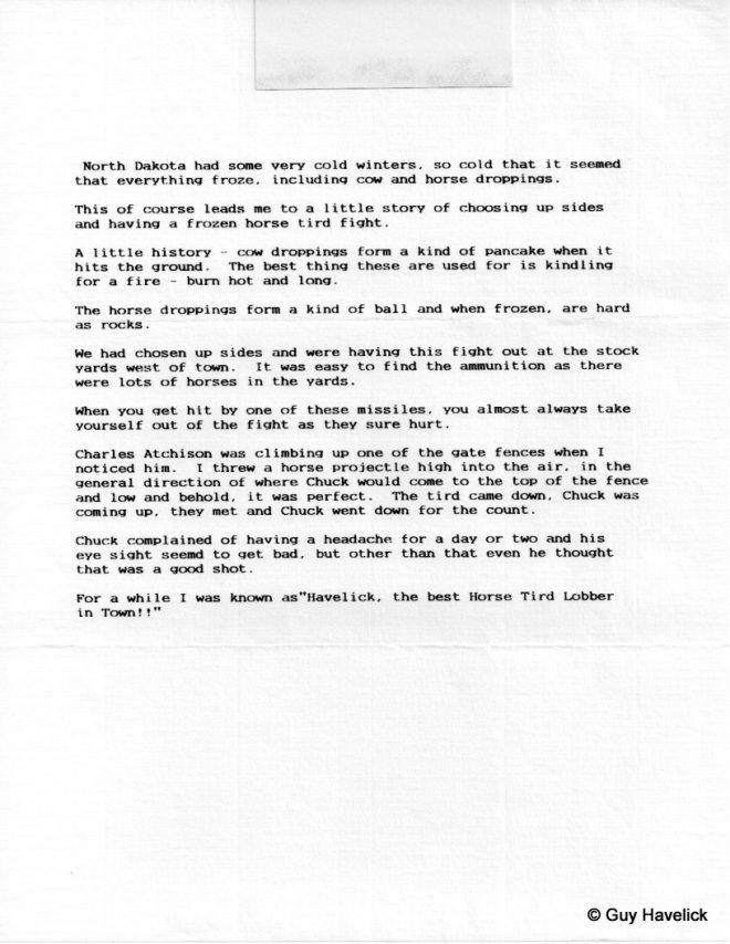 Louie Letter 017