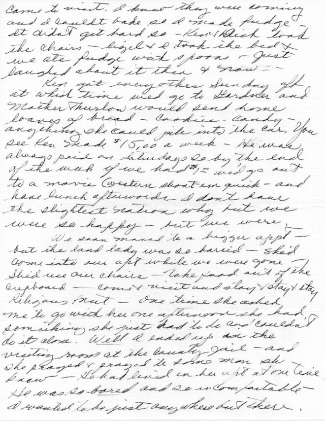 Lucy Letter 022