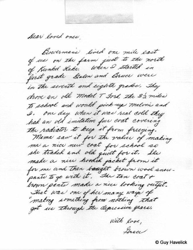 Grace Letter 021