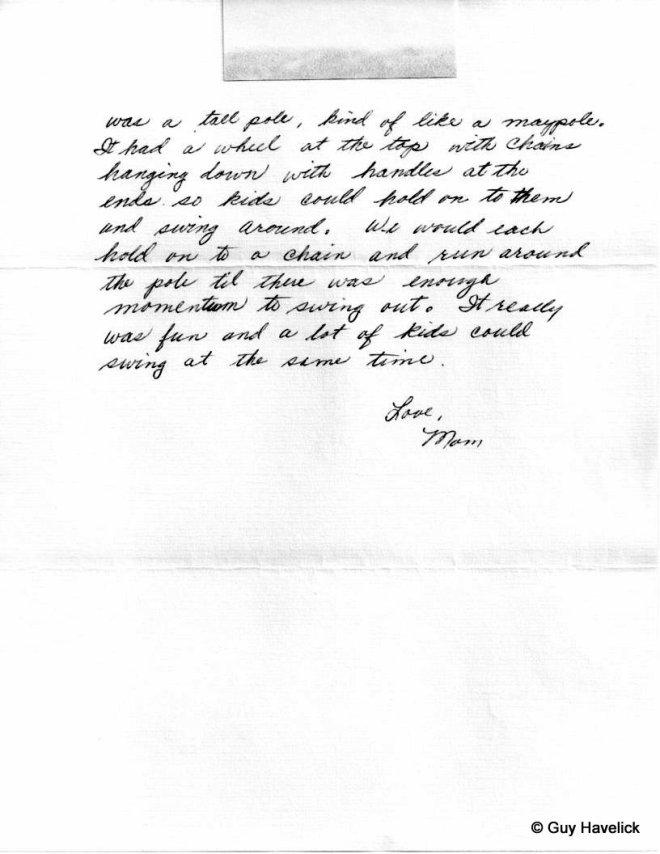 Grace Letter 025