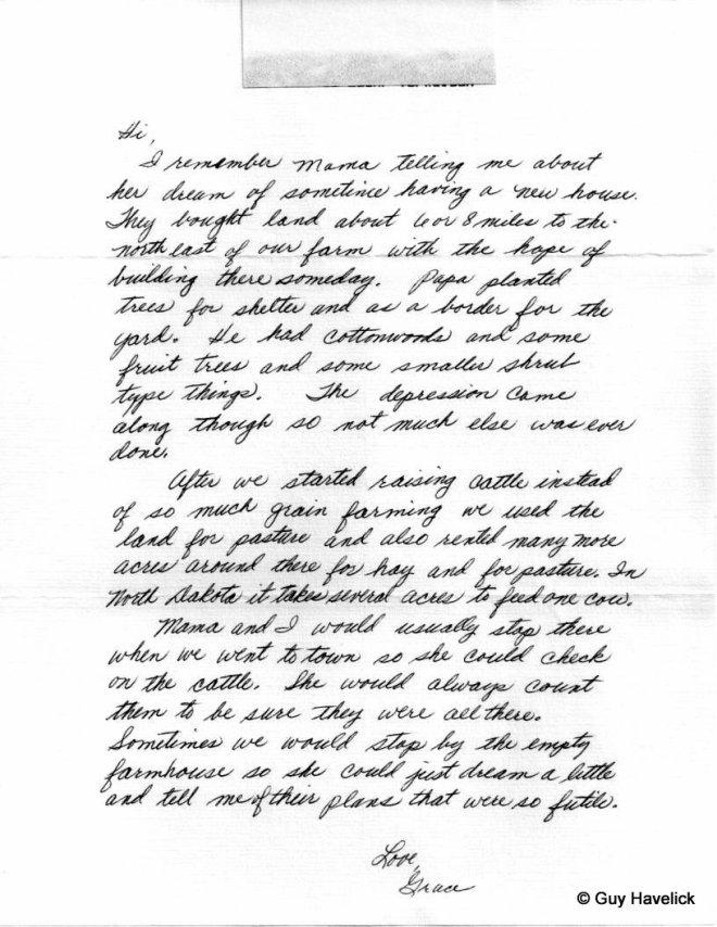 Grace Letter 026
