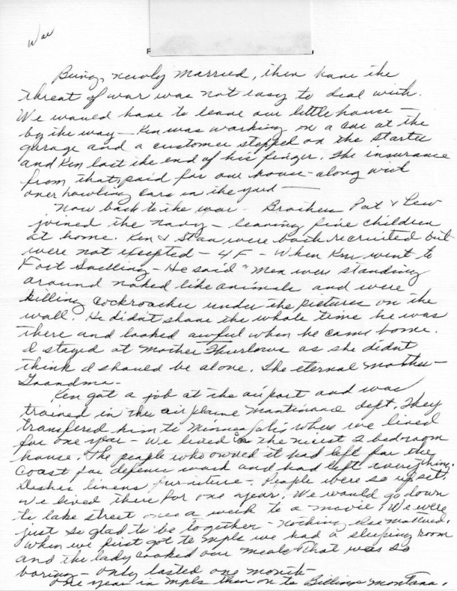 Lucy Letter 025