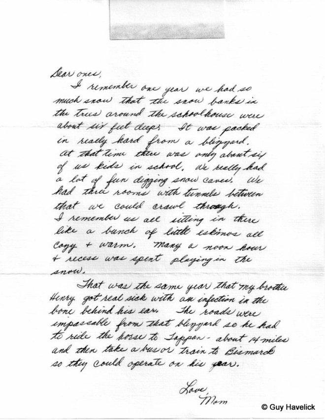 Grace Letter 027