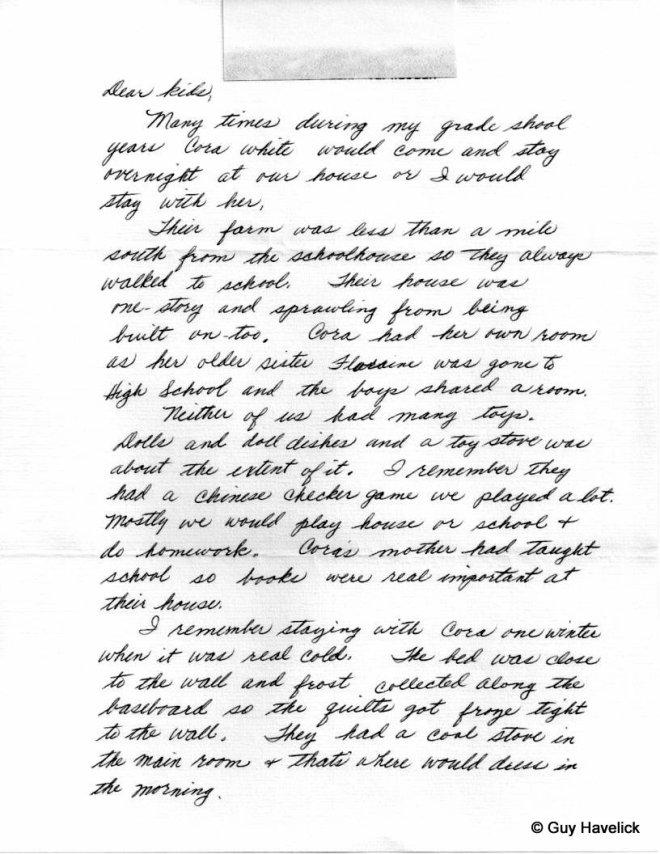Grace Letter 028