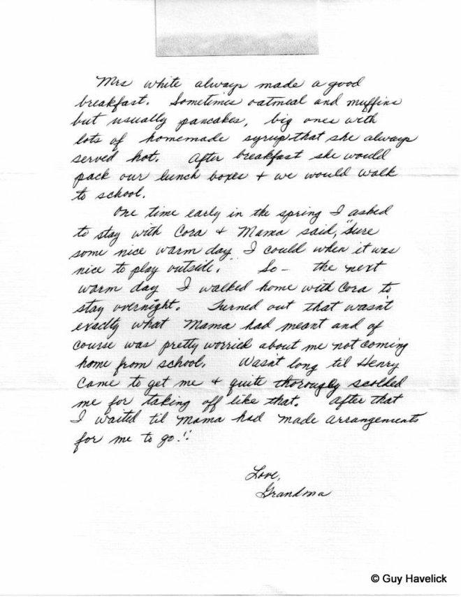 Grace Letter 029