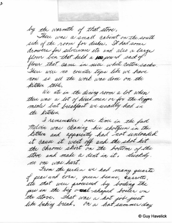 Grace Letter 031