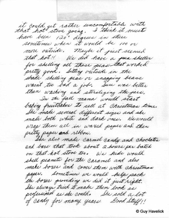 Grace Letter 032