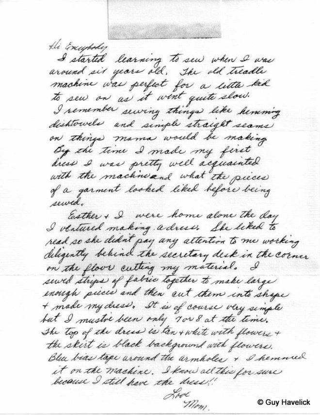 Grace Letter 033