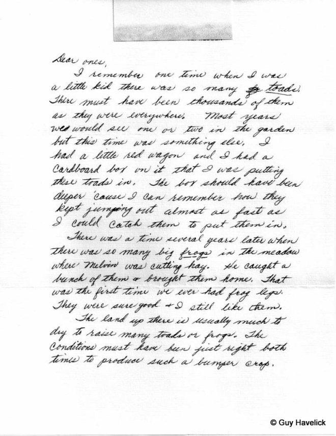 Grace Letter 034
