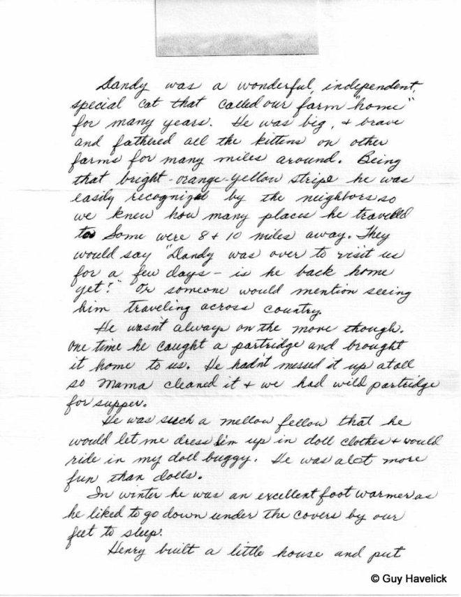Grace Letter 035