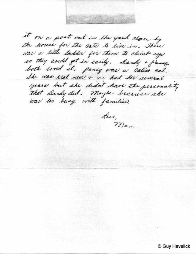 Grace Letter 036