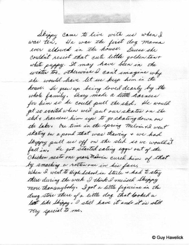 Grace Letter 037