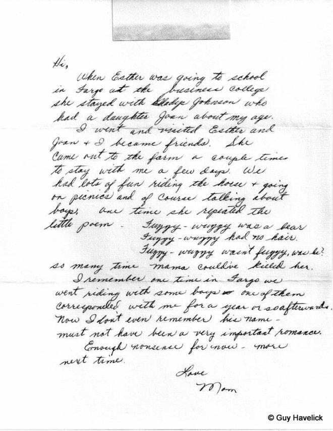 Grace Letter 041