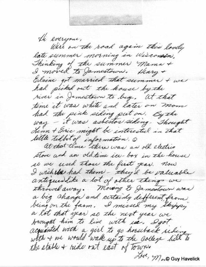 Grace Letter 042