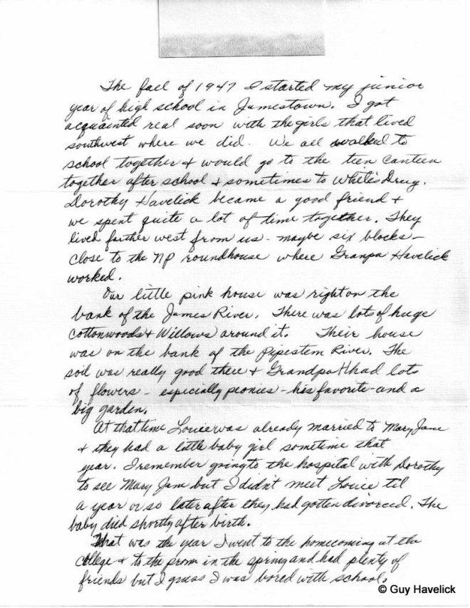 Grace Letter 043