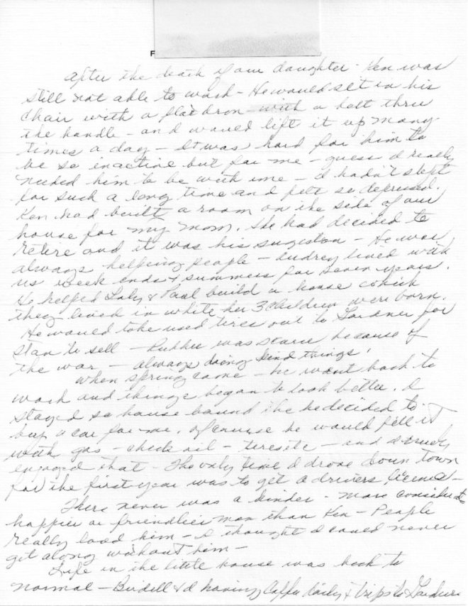 Lucy Letter 031