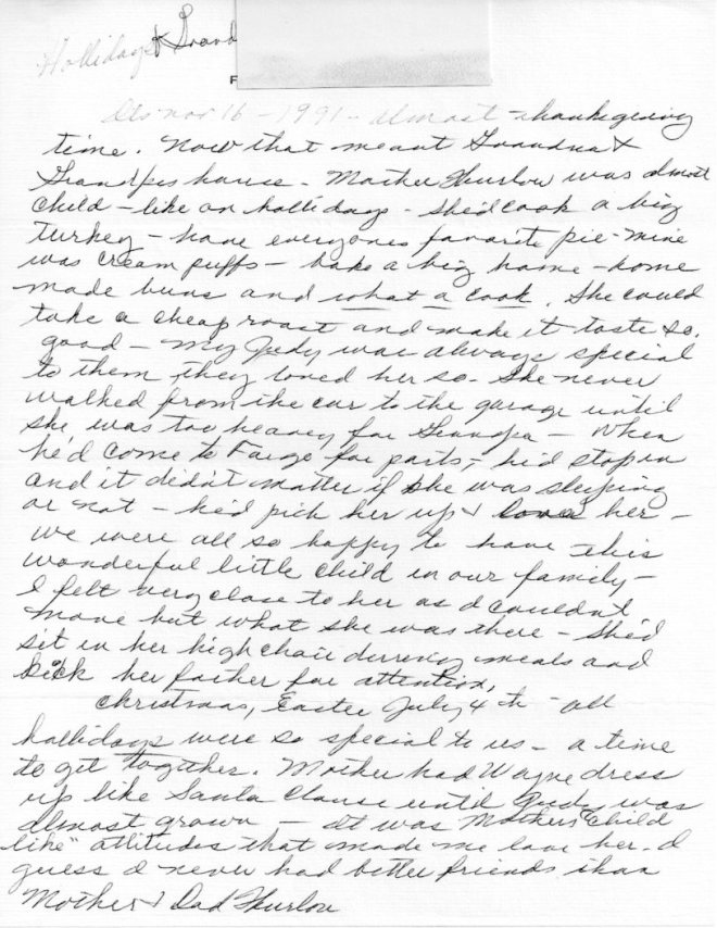 Lucy Letter 033