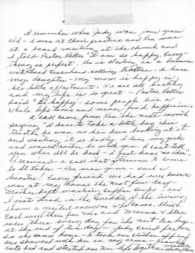 Lucy Letter 034