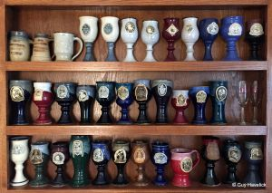 Renaissance Festival Mugs - 1980 through 2014