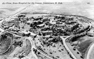 Jamestown ND State Hospital