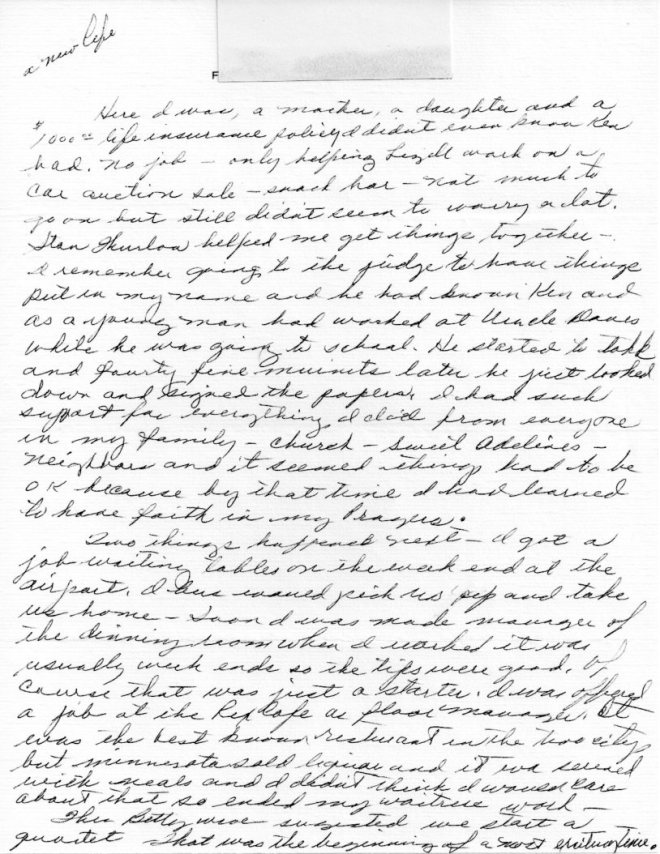 Lucy Letter 035