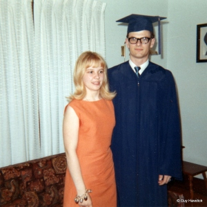 High School Graduation - Cathy and Guy