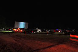 Drive In Theater (by Matt Wade)