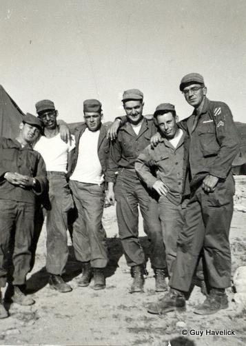 Louie in Korea, c. 1952