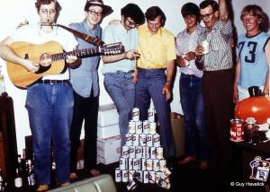 1971 Bachelor Party