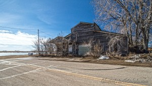 Abandoned Lumberyard in Lake Williams ND