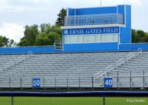 Erine Gates Football Field, Jamestown, ND