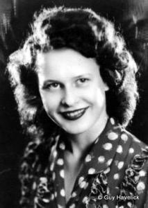 Grace in 1945