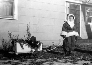 Merry Christmas from Guy - 1953
