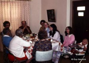 Christmas at Lucy's 1972