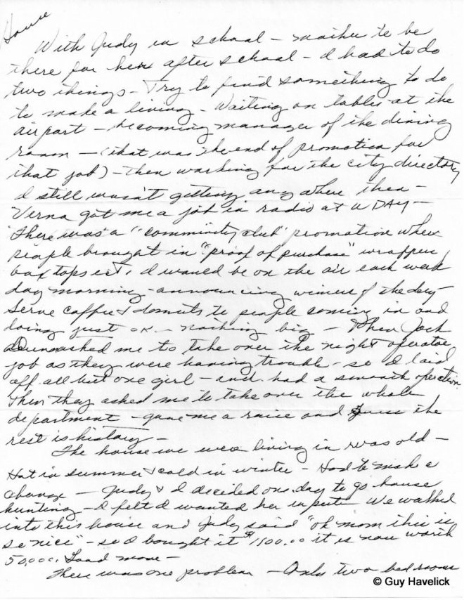 Lucy Letter 041