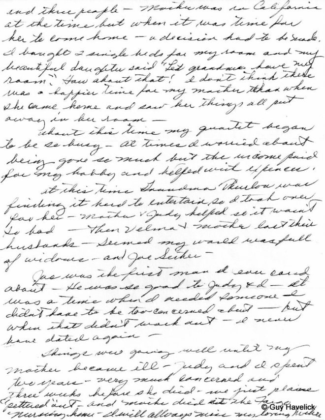 Lucy Letter 042