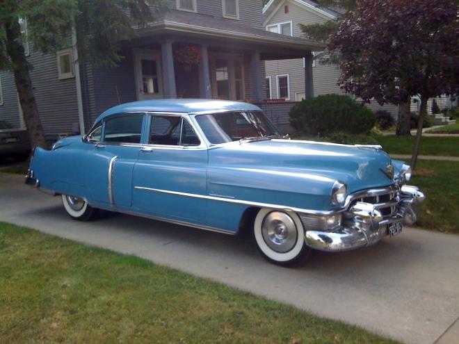 1953 Cadillac Series 62 Sedan